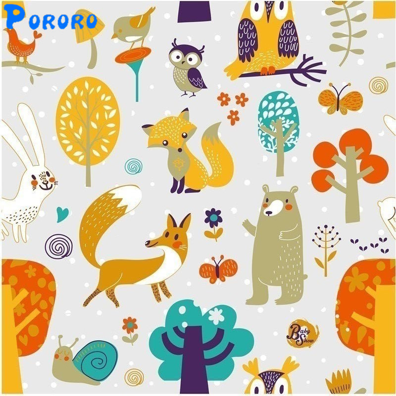 3 M 1 M Digital Print PUL Fabric For Cloth Diaper Material Breathable TPU Fabric DIY Baby Nappies Wet Bags Waterproof Fabric