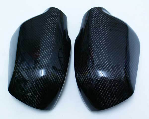 REAL CARBON FIBER MIRROR COVER For MAZDA 3 4D 5D  T044M 4