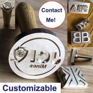 Custom Logo Alphabet Letter Le