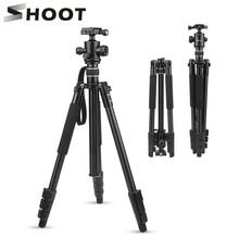 לירות מצלמה חצובה Stand מחזיק הר עבור Canon 1300D ניקון D3400 D5300 Sony A6000 X3000 DSLR מצלמה עם כדור ראש אבזרים
