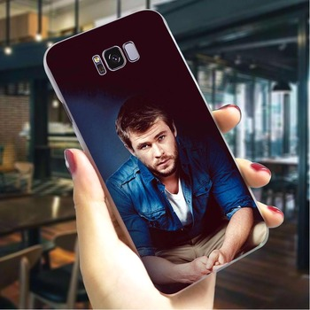 Phone Cover For Samsung S10e Chris Hemsworth Case Note 8 9 M10/M20/M30 Galaxy S6/S7 Edge S8/S9/S10 Plus image
