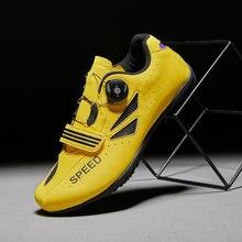 Дорожная обувь для велоспорта sapatilha ciclismo bike мужские