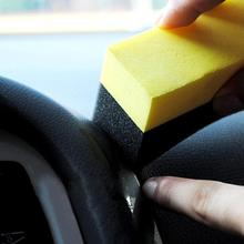 5pc Multifunctional Waxing Cleaning Tool Corner Wipe Clear Rest Wax Wax Car Interior Cleaning Car Accessories Spong Brush