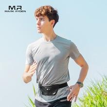 MARK RYDEN 2020 New Running Phone Pack Men Women Water-repellent Waist Bag with Earphone hole