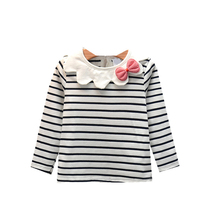 Kids Girls Blouses Long Sleeve Clothes