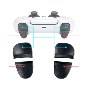 Image 2 - Playstation 5 L2 R2 tetik düğmesi Metal bahar değiştirme R2 L2 için tetik düğmeler Dualsense 5 PS5 DS5 denetleyici