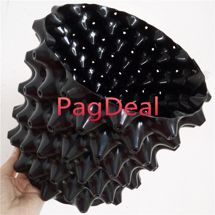 Plant Root Trainer Fast Root Grow Container Air Pot Nersery Pruning Hydroponic Garden Tree Net With Base Free Shipping