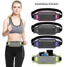 Pouch Mobile-Phone-Case Running-Belt Sports-Bags Max-Hidden-Pouch Gym for 11/pro Waist-Pack