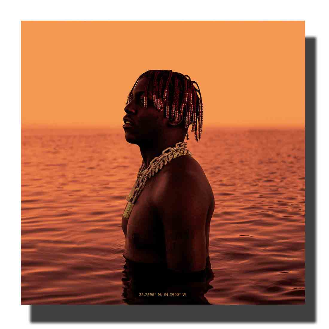 "Lil Yachty Lil Boat poster wall art home decoration photo print 24/"" x 24/"""