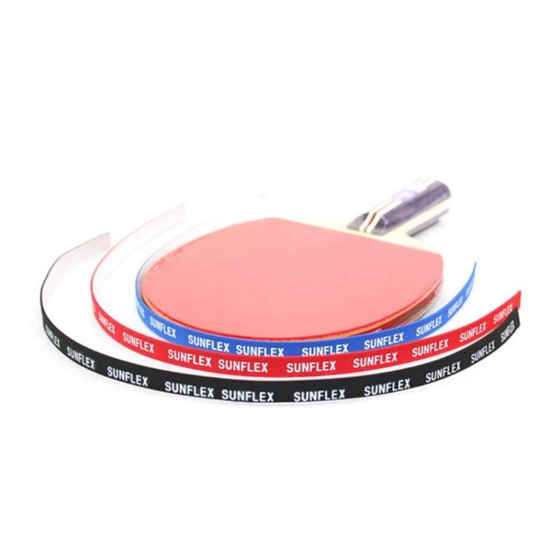 6Pcs/pack Sponge PingPong Table Tennis Racket Edge Protection Sponge Tape Anti-collision Tape Table Tennis Accessories Equipment