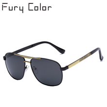 Classic Polarized Sunglasses Men coating mirror Sun Glasses