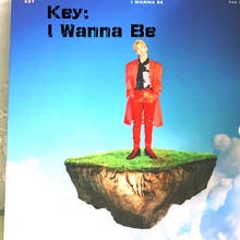 [MYKPOP]~OFFICIAL~ SHINee Key: I Wanna Be Album Kihno Version, KPOP Fans Collection SA19061904