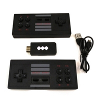 Classic Game Console HDMI Retro Mini TV Game Video Games for NES Games with 2 Wireless Gamepads 568 Different Games