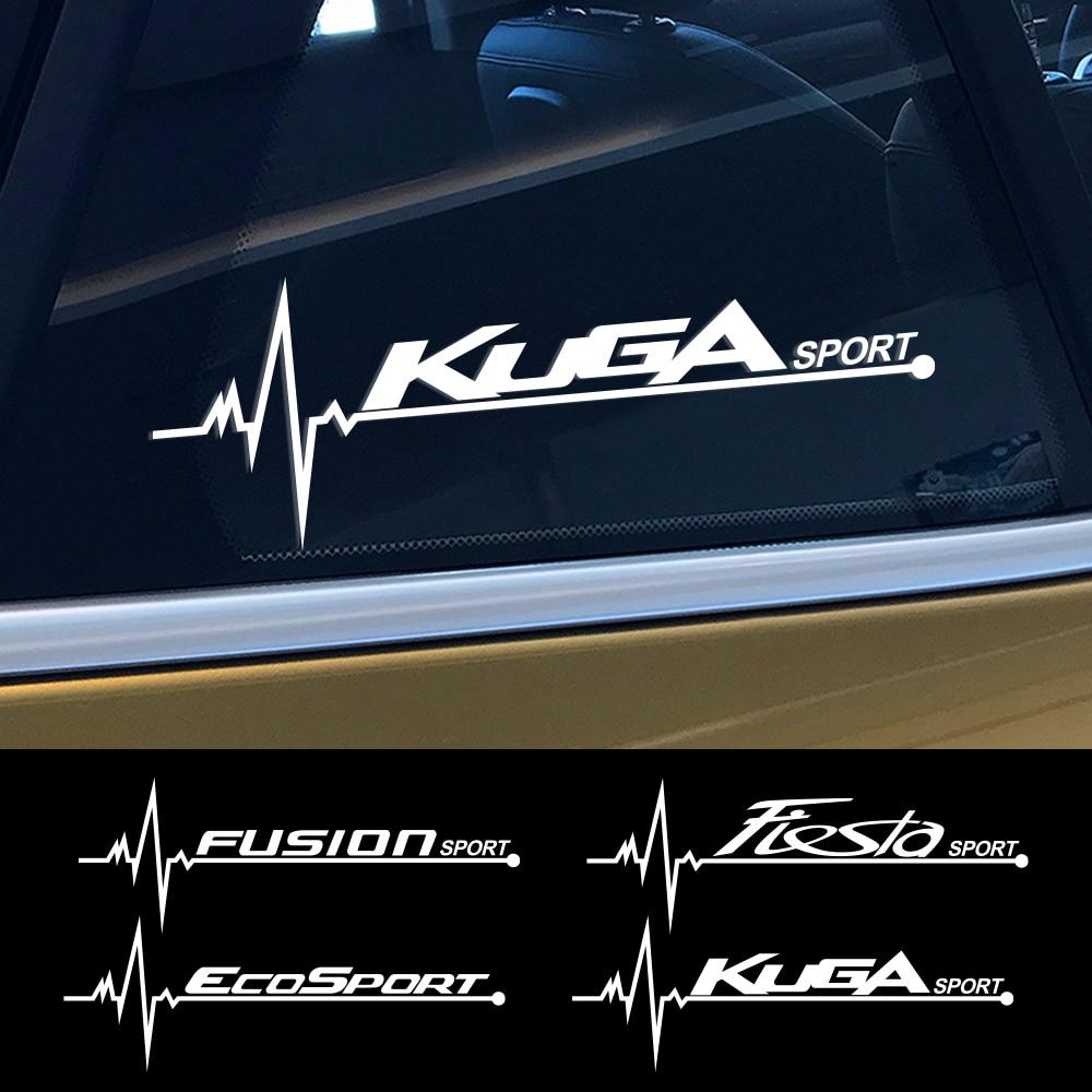 4pc Door Lock Cover Clip Trim For Ford Focus MK3 Kuga Edge Fiesta Fusion Mustang