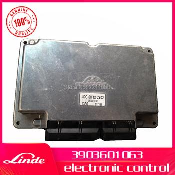 Wózek widłowy Linde oryginalna część 3903601063 elektroniczna jednostka sterująca w komplecie LDC-5 używane na 336 ciężarówka elektryczna E25 E30 nowa usługa części zamienne tanie i dobre opinie Germany output module assy LAC-03 61 CC06 3903605877 3903605891 3903601928 E25 E30 1-3 days