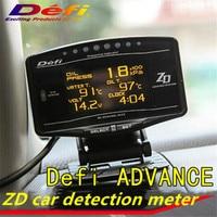 Defi Advance ZD gauge ten in one multi function racing meter car modification water temperature oil temperature speed turbine