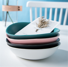 japanese classical ceramic tableware kitchen soup noodle rice bowl 4 5 inch big ramen bowl set hand painted ceramic bowl Creative Cute Ceramics Salad Bowl Dinnerware Fruit Bowls Household Japanese Tableware Ceramic Soup Bowl Noodle Bowl