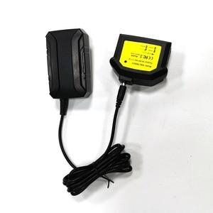 Image 1 - 14.4V Li ion Battery Charger for Bosch BAT609 BAT609G BAT618 Cordless Electrical Drill Lithium Ion Battery Slide in  AL1860CV