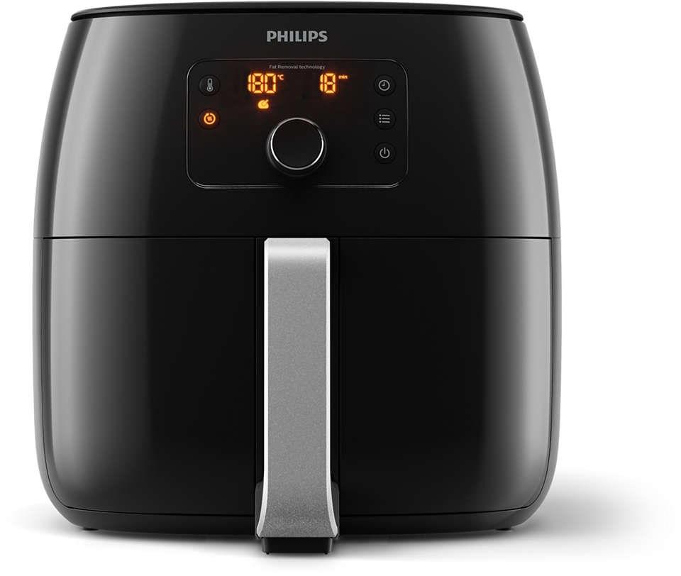 Philips Airfry XXL HD9650/90 1.4 L Kitchen Appliances Multifunction Air Fryer Rapid Air Technology Maximum Flavor Minimum Oil