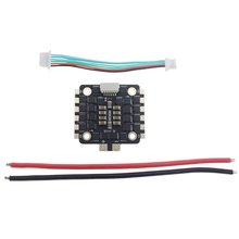 HAKRC 2--6S 32 Bit 35A BLHeli_32 DSHOT1200 ESC 4 In 1 Brushless ESC for RC Drone Accessories Parts Black darwinfpv betaflight f4 v3s flight control built in image filtering osd 35a 4 in 1 esc flytower for fpv rc drone
