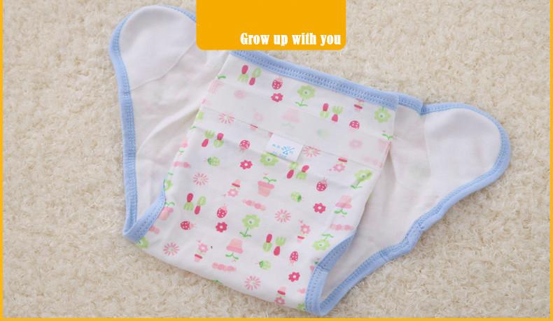 Herbabe многоразовые подгузники из ткани детское тренировочное