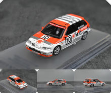 1:64 Scale Die-cast Alloy EF9 Car Simulation Model Beautifully Decorated High-end Collection Scene Layout Gift(China)