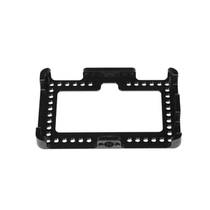 """Image 4 - Kayulin On camera Monitor Cage Bracket For FeelWorld F6 Plus 5.5"""" Display New Arrival"""