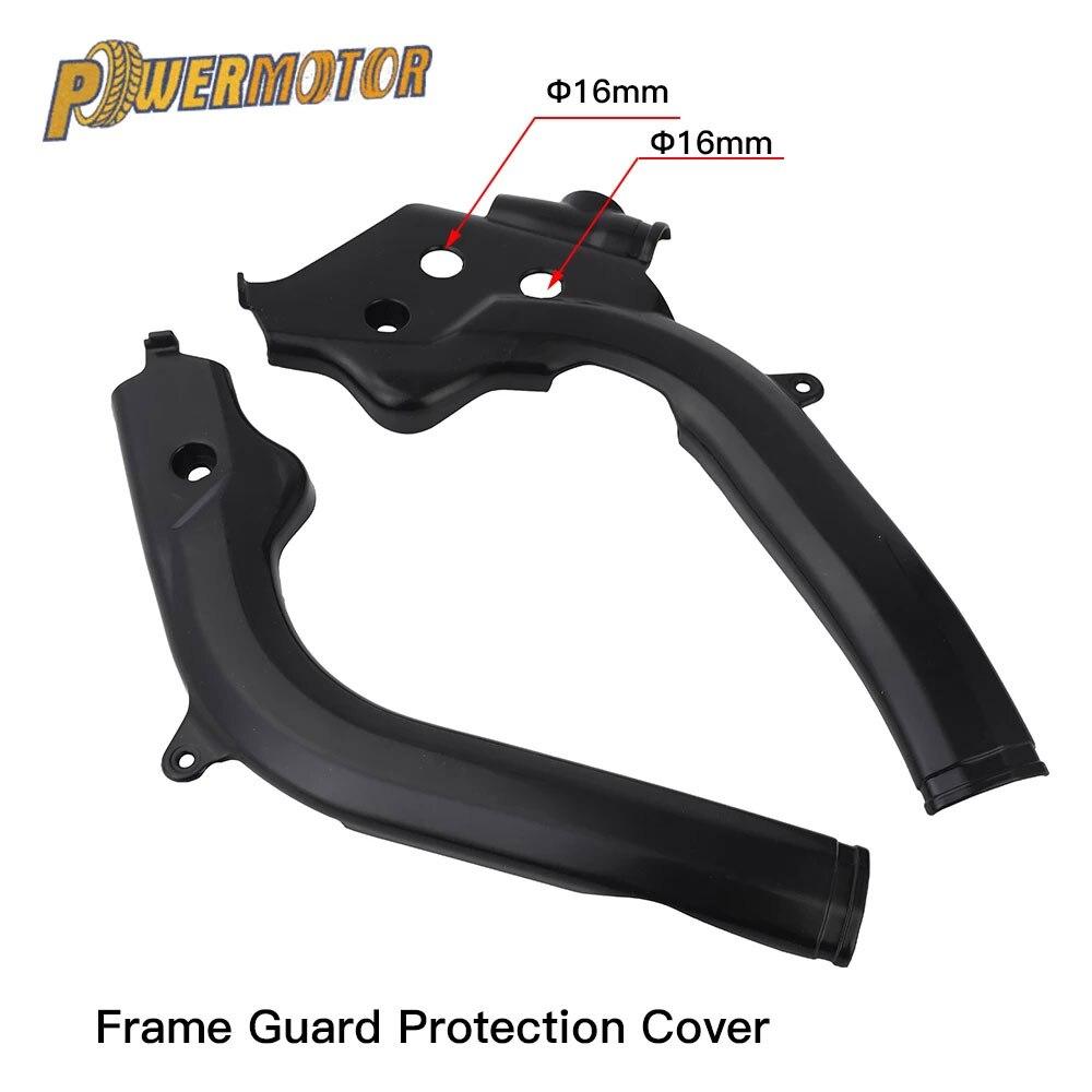 Protecteur de cadre x-grip pour SX125 SX150 SX-F250 SXF250 SXF350 SX-F450 SXF450 2016 – 17