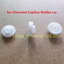 30 teeth Door Side Mirror Folding Motor Fold Mirror Motor plastic gear for 2010 2016 year for Chevrolet Captiva Malibu car