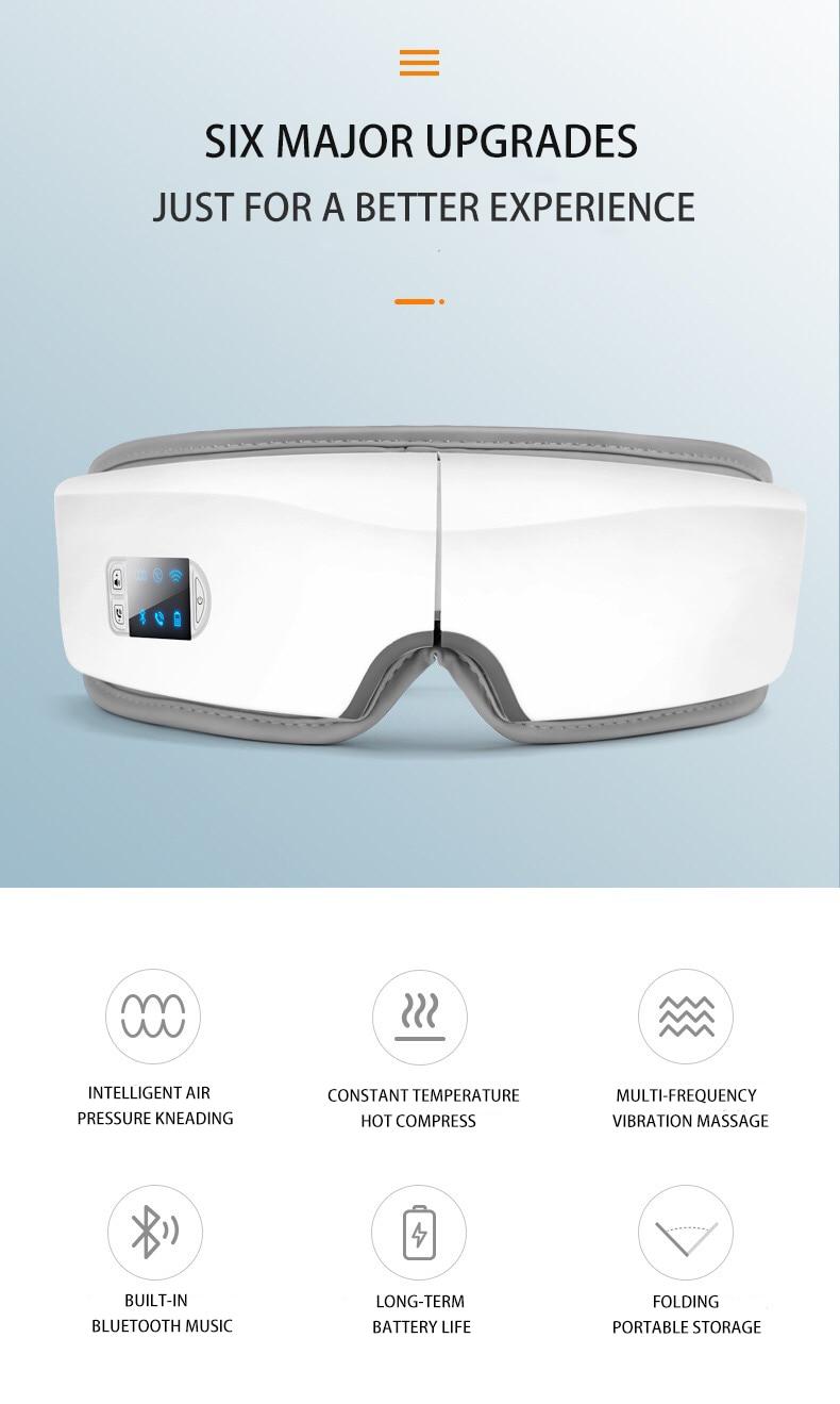 intelligent eye massager machine