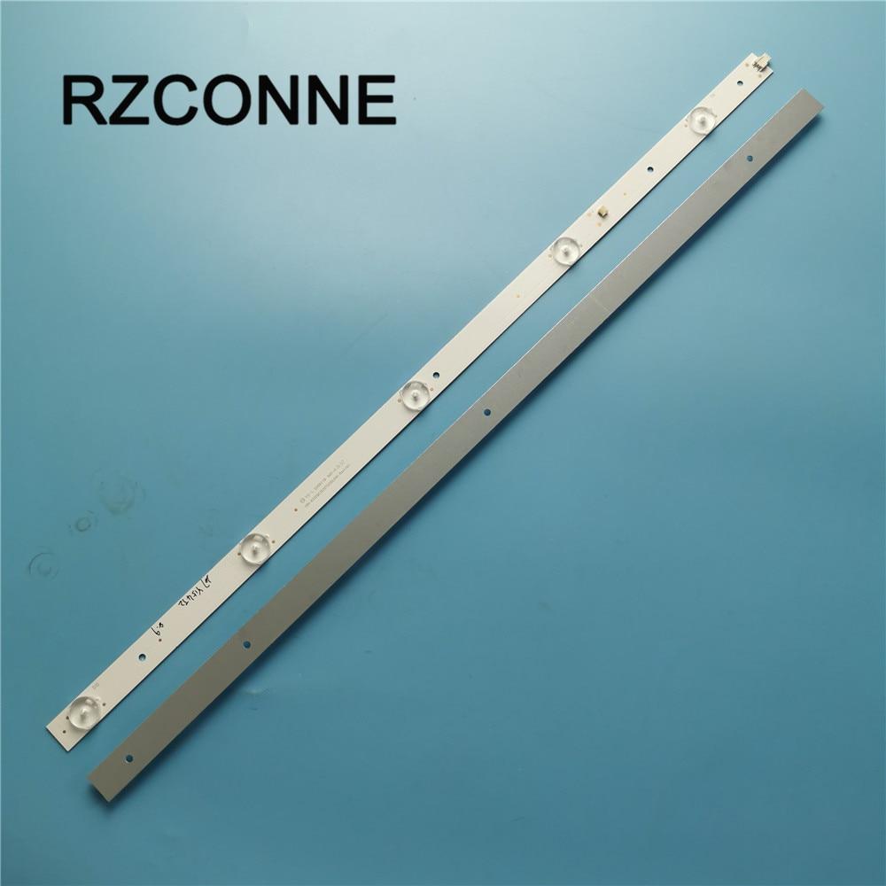 LED Backlight Lamp Strip 10lamps For 55inch TV  CRH-K55EMC3030T0510L64K-Rev1.1