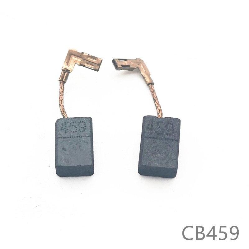 Carbon Brush Replace For MAKITA CB459 CB458 CB460 GA4030 GA4031 GA5030 GA4530 PJ7000 MT870 GA4034 GA4534 MT3010C MT91 JS1000