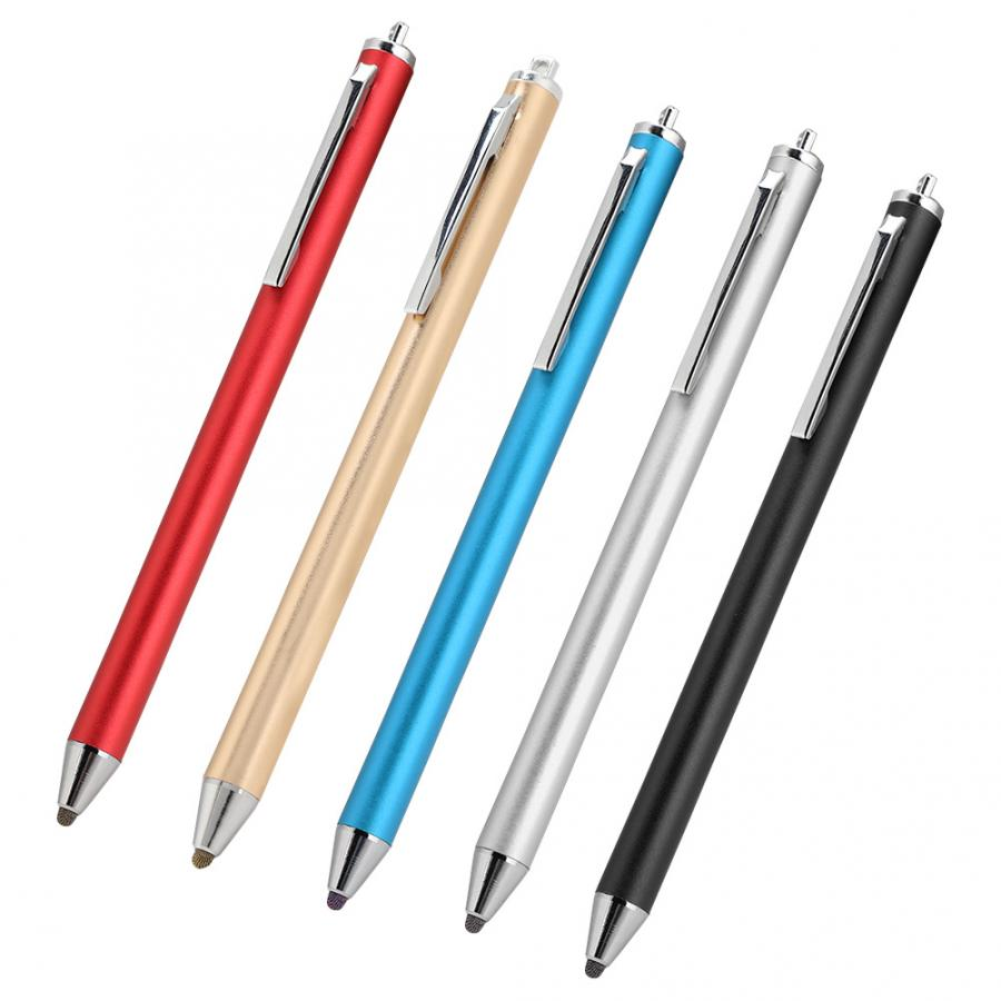 Portable Mini Stylus Capactive Touch Screen Pen For Samsung Tab/LG/Huawei/Xiaomi Smartphones And Tablet