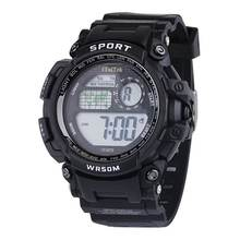 Детские цифровые многофункциональные спортивные наручные часы