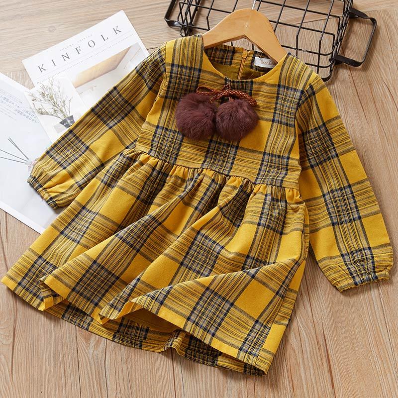 He66520ba3b5d479e94c25bf71d10c76cg Melario Fashion Leopard Girls Dresses Autumn With belt Kids Dress Children Clothing Princess Dress Casual Kids Girls Clothes