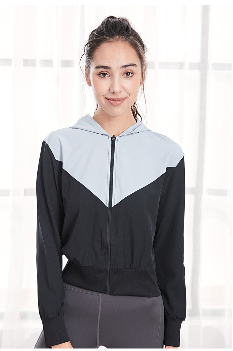 Sports Running Jacket from Women Womens Clothing Jackets & Hoodies