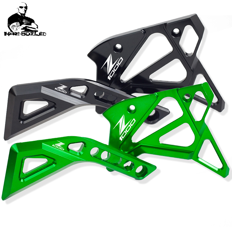 Motorcycle Accessorie CNC Aluminum Fuel Injection Cover For <font><b>Kawasaki</b></font> Z 1000 Z1000/SX <font><b>Z1000SX</b></font> 2014-2017 2018 <font><b>2019</b></font> Protector Guard image