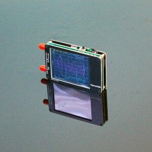 Image 4 - NanoVNA 50KHz 900MHz וקטור רשת Analyzer דיגיטלי נגיעה מסך גלים קצרים MF HF VHF UHF אנטנת מנתח עומד גל