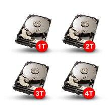 1 테라바이트/2 테라바이트/3 테라바이트 하드 디스크 SATA 3 인터페이스 CCTV 카메라 AHD DVR IP NVR