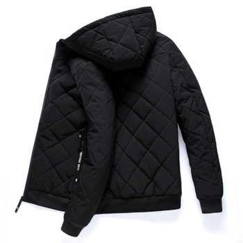 Men Winter Coat 2020 Hip Hop Zipper Pockets Thick Jackets Coat Mens Fashion Casual Streetwear Jacket Tops fashion man 2018 winter thick hoodies hip hop unisex zipper sweatshirt harajuku astronaut 3d sexy jacket for men casual coat top