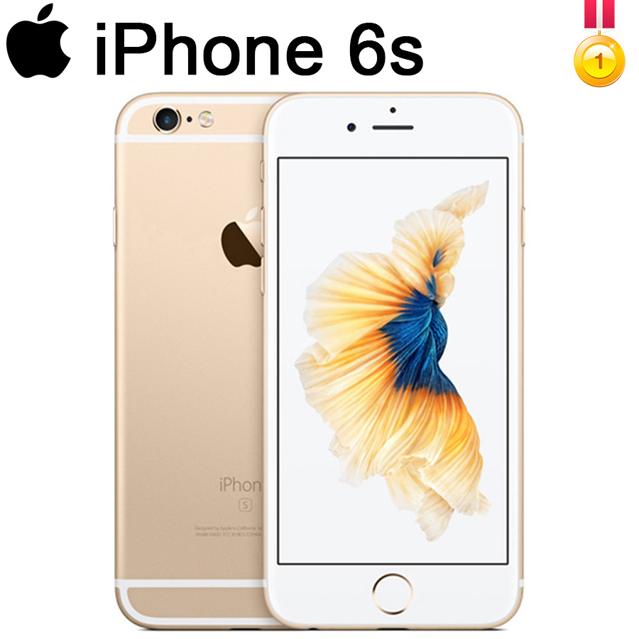 מקורי Apple iPhone 6s RAM 2GB 16GB ROM 64GB 128GB 4.7
