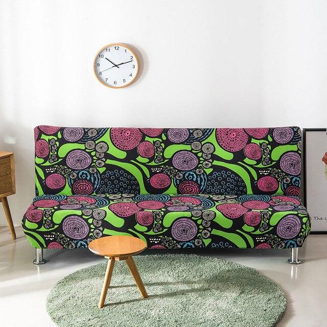 эластичный чехол для дивана гостиной с цветочным принтом много фотография