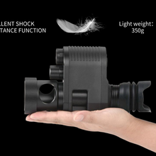 Megaorei 3 Night Vision Scope Hunting Camera Camcorder Portable Rear Scope with Built-in 850nm IR Torch