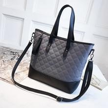 Diamond Lattice Ladies Handbag Big Size Women Bags Short Handle Large Capacity Luxury Casual Totes Hand Female Shoulder Bag