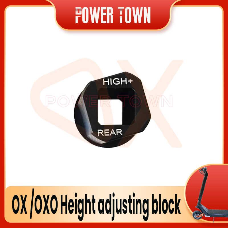 Оригинальные аксессуары для электрического скутера OXO OX, Педальный блок регулировки высоты для SUPER HERO ECO
