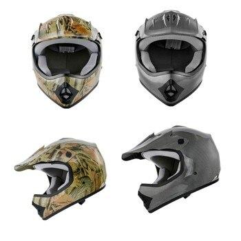 Full Face DOT Youth Children Helmet Kids Helmets Dirt Bike ATV  Dirt Bike ATV Motorcross MX S/M/L/XL 1