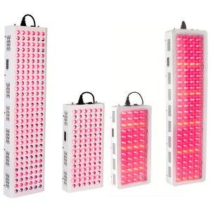Image 1 - 200W 500W  900W 1000W 630nm 660nm Red Light Therapy 810nm 830nm 850nm Infrared LED Light Therapy Full Body, Red LED Grow Light