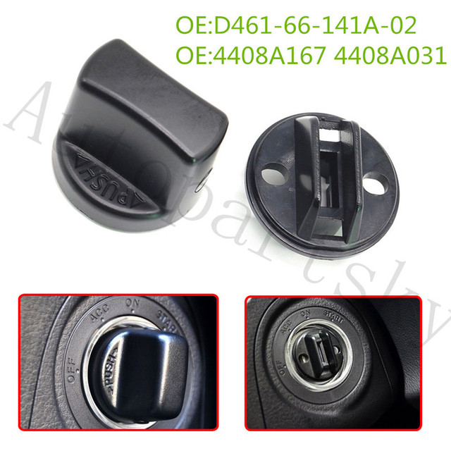 $ 15.51 High Quality Ignition Key Push Turn Knob For Mazda Speed 6 CX-7 CX-9 D461-66-141A-02 4408A167 4408A031