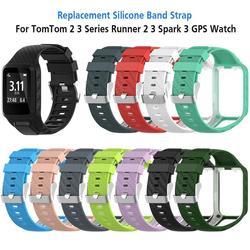 Запасная деталь для TomTom Runner 2 3 Spark 3 Аксессуары для спортивных GPS-часов для смарт-часов Tomtom