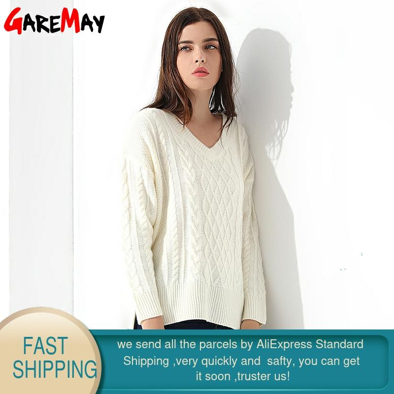 Suéter Mujer Pull Knitting Jumper Otoño Invierno Jersey Mujer - Ropa de mujer - foto 2